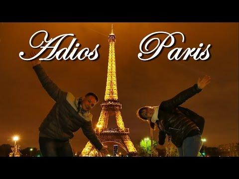 Crucero por el rió Sena - Ascenso a la Torre Eiffel - PARIS #4