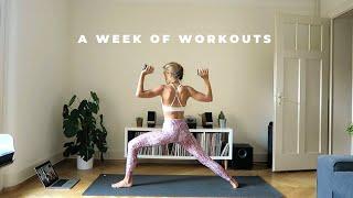 My Workout Routine | Chloe Kian