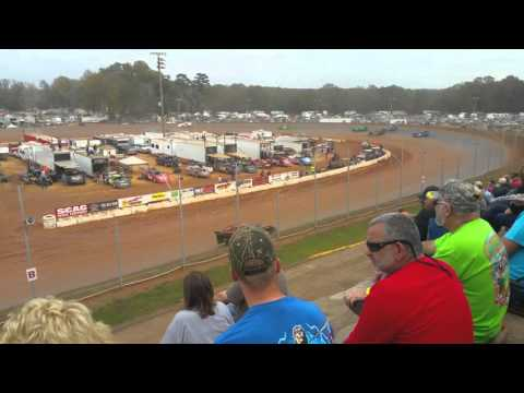 KMSA National 100 East Alabama Motor Speedway 2015