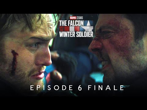 The Falcon And The Winter Soldier | U.S. Agent Episode 6 Teaser | End Credits Disney+