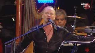 Sting - If I Ever Lose My Faith in You (HD) Live in Viña del mar 2011