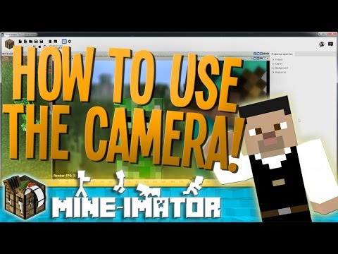 How to Use the Camera + Tips & Tricks! - Mine-imator Tutorial | 6