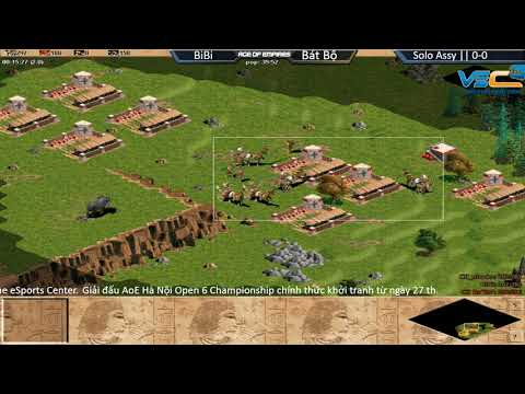 HaNoi Open 6    Solo Assyrian    BiBi vs Bát Bộ    Trận 1