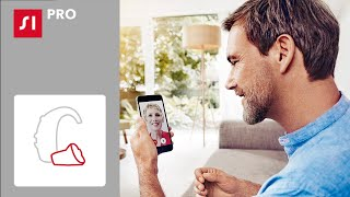 Signia Nx with TeleCare 3.0 - revolutionary remote hearing care