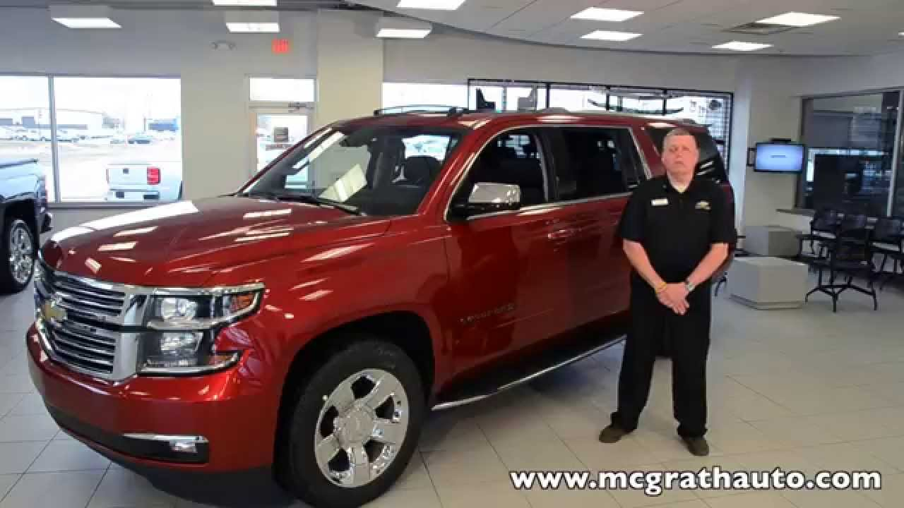 2015 chevy suburban highlights ford expedition and toyota sequoia youtube. Black Bedroom Furniture Sets. Home Design Ideas