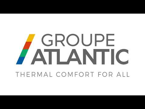 A new logo for GROUPE ATLANTIC