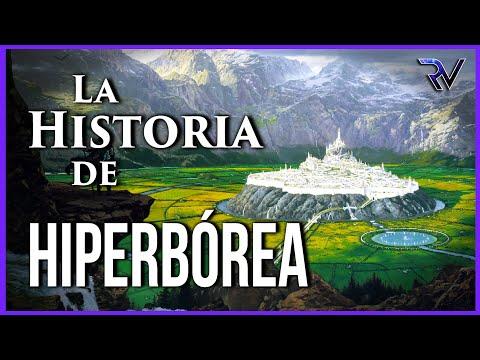 Historia de Hiperbórea