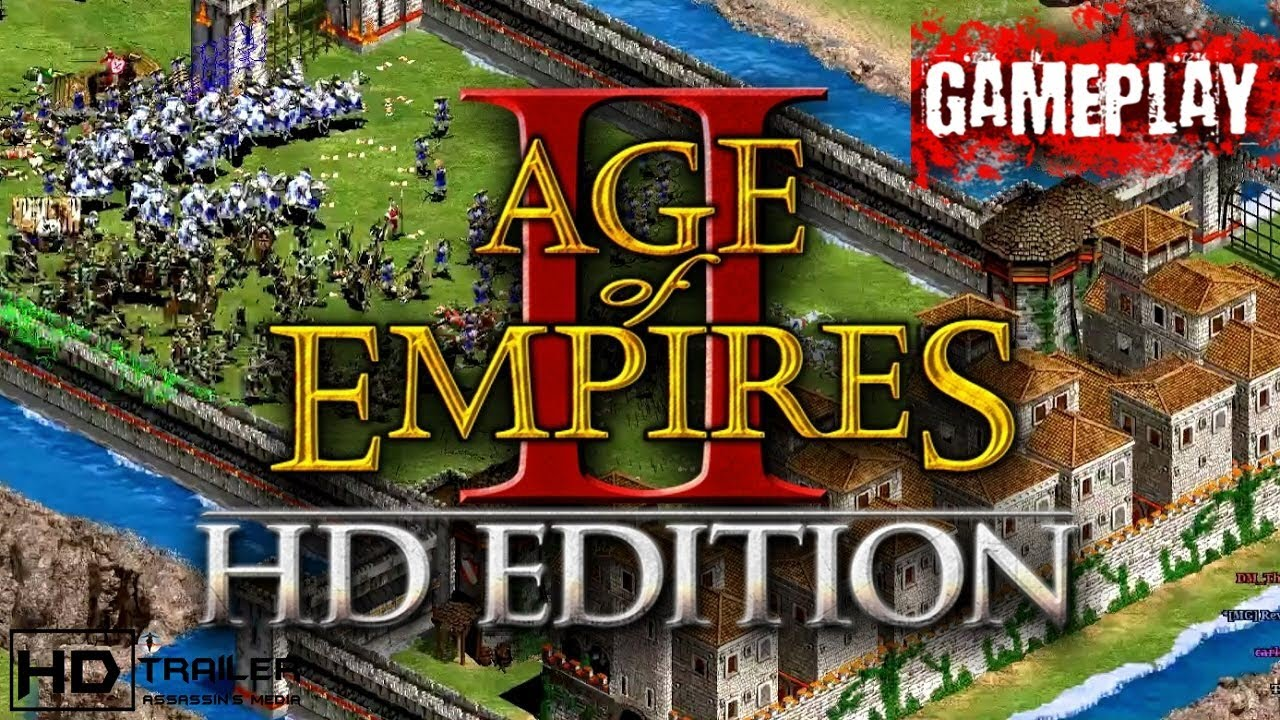 Age of Empires II DE E3 2019 Gameplay Trailer 4K strategy video game