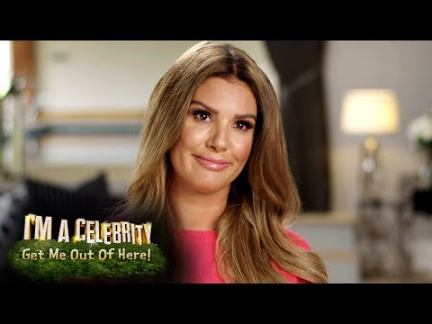 Rebekah Vardy Reveal Interviewl! | I'm A Celebrity...Get Me Out Of Here!