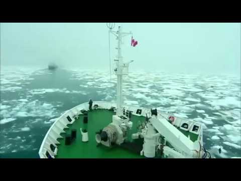 Arctic Ghost Ship - HMS Terror and Erebus - Franklin Expedition