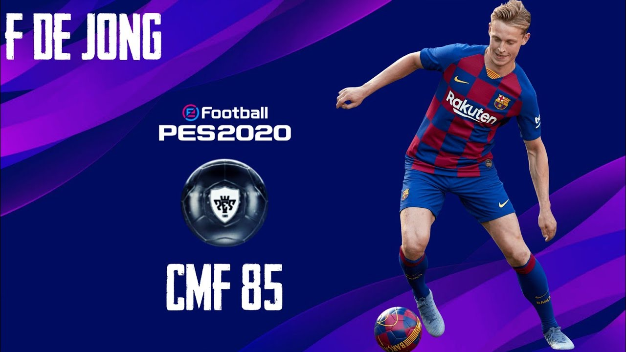 PES 2020 | 21 New Black Ball Player Official Ratings