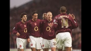 Arsenal 7-0 Middlebrough PL 2005/06 FULL MATCH