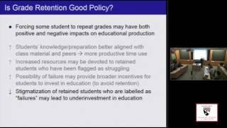 PIER Public Seminar - Jonah E. Rockoff, Columbia School of Business
