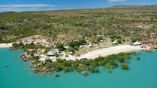 Glamping in the Kimberley
