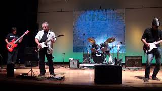 The Ventures Cover 2017-09-17 at 安曇野市 交流学習センター みらい.