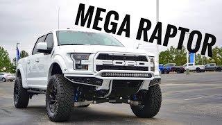 Best Looking Ford Raptor EVER - Lifted MEGA RAPTOR