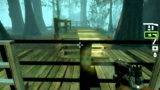 Left 4 Dead 2, Lucky Star edition: Swamp Fever (1), Plank Country