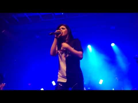 Against the Current live in Vienna In Our Bones Tour nearly Full Performance