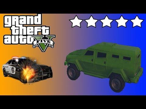 THE RACE TO 5 STARS! (Grand Theft Auto V) thumbnail