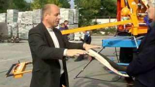 Оборудование для ямочного ремонта дорог