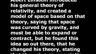Edwin Hubble, The Messiah of Science!