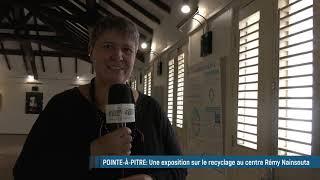 Centre Rémy Nainsouta: des objets recyclés comme vous n'en avez jamais vu!