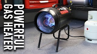 Gas Heater - Portable and Powerful