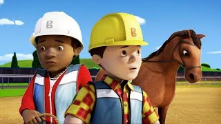 LIVE 🔴 Horse Trouble 👷🏼Bob the Builder US