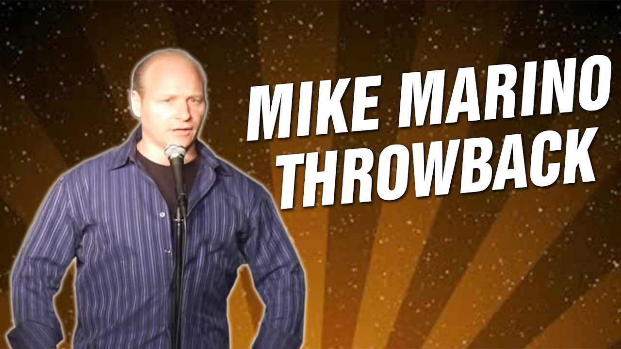 Mike Marino Throwback (Stand Up Comedy)