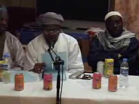 AL-FATHI MOSQUE BREMEN MAULID NABI 2012 PART 3