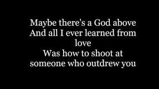 Hallelujah - Lyrics - Rufus Wainwright (Shrek)