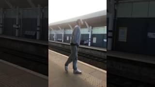Chav face off Bad men in the UK