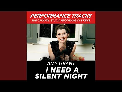 I Need A Silent Night Instrumental