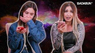 YouTubers mujeres hacen la llamada más difícil de sus vidas