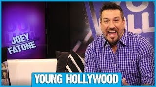 Joey Fatone Indulges His Inner Foodie for REWRAPPED!