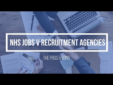 Applying Via NHS Jobs Or Via A Recruitment Agency | BDI Resourcing
