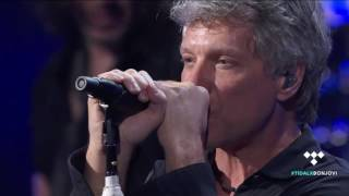 Bon Jovi - Live In New York, Barrymore Theatre, USA 20.10.2016 [AI]