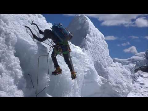 West Ridge of Taulliraju - The First Ascent