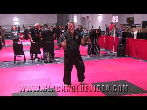 Andy Watford 2018 Diamond Nationals Karate Championships