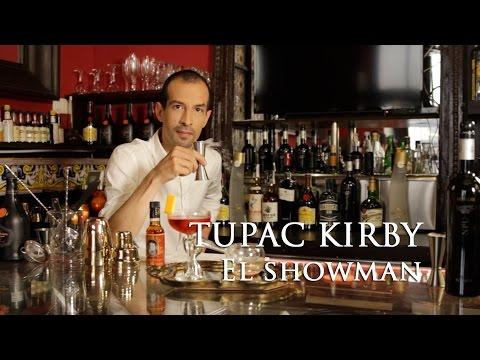 Tupac Kirby - El Showman | Cardenal Mendoza Ángelus Cocktail Club