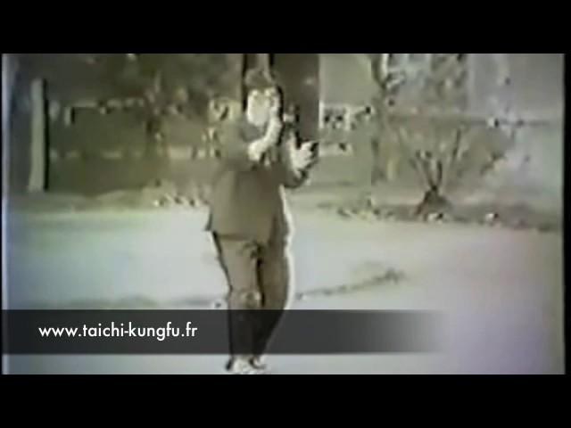Sun Jian Yun -Tai Chi style Sun 1977 (3 sur 6) [孙氏太极拳新架 Taijiquan style Sun]