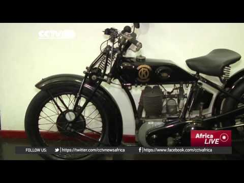 Museum in South Africa traces developments in modes of transport
