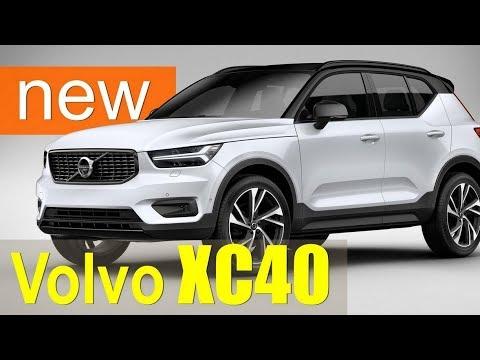 NEW Volvo XC40 2018 ОБЗОР Александра МИХЕЛЬСОНА НОВЫЙ ВОЛЬВО ХС40