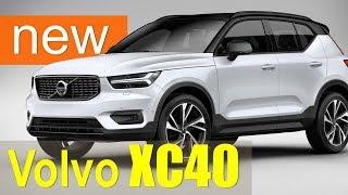 NEW Volvo XC40 2018 - ОБЗОР Александра МИХЕЛЬСОНА / НОВЫЙ ВОЛЬВО ХС40