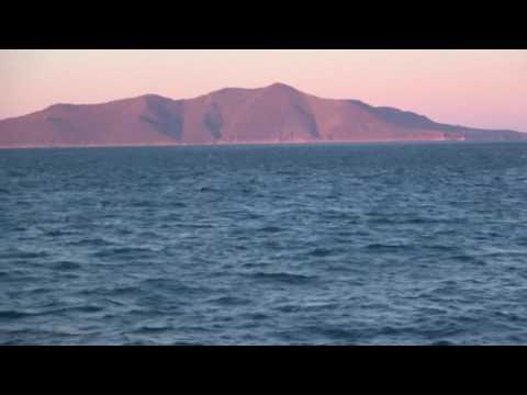Passing Through The Bering Strait