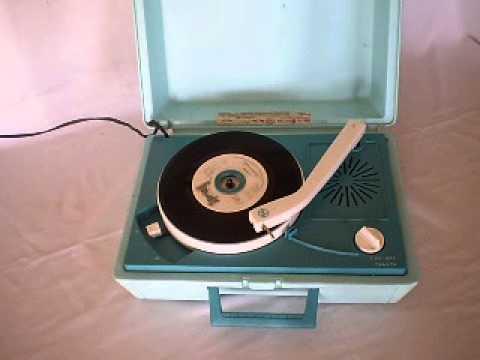 Think, Vintage 45 rpm