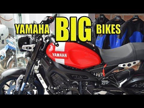 Yamaha Big Bikes In The Philippines (Feb 2019)
