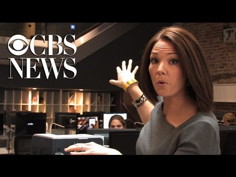 Cubes: CBS News Behind-the-Scenes