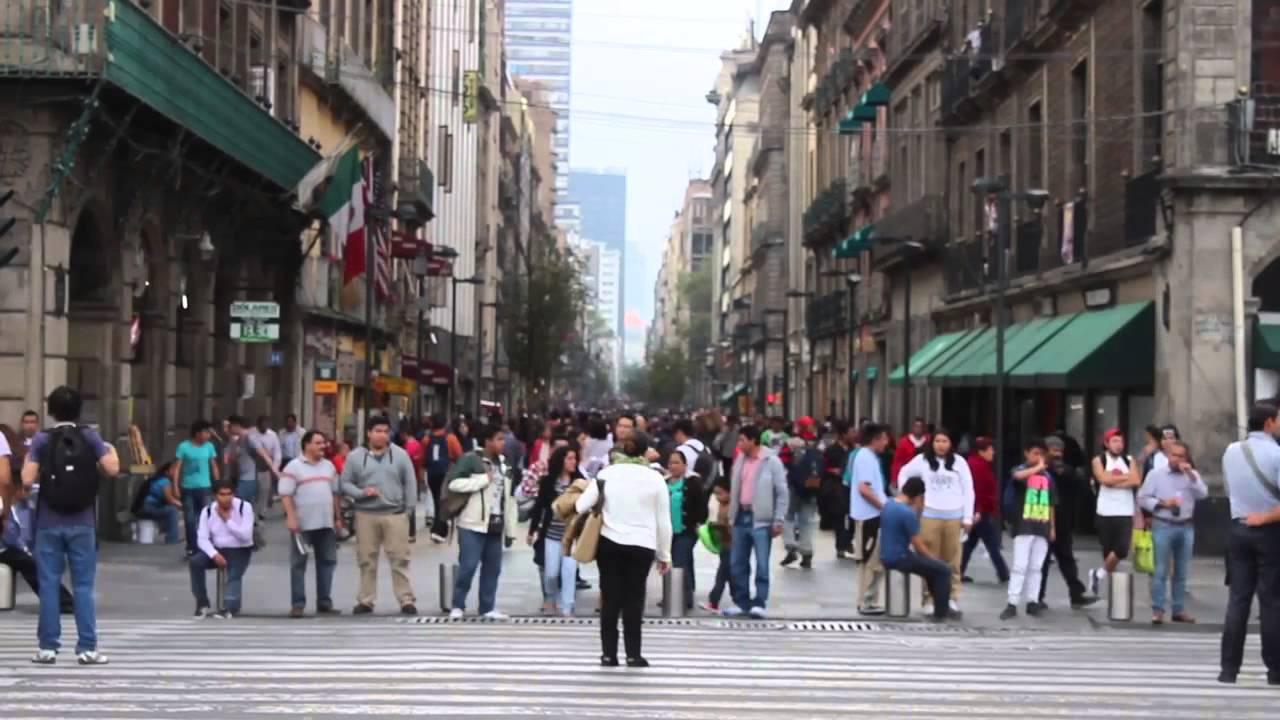 Resultado de imagen para Corredor Peatonal Madero