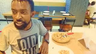 Pizza Hut Ethiopia Enjoy_the_new_Calzone Comedian_Tomas - New Ethiopian 2019